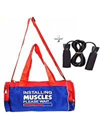 Combo Protoner Gym Bag Installing Muscles Please Wait With Rope