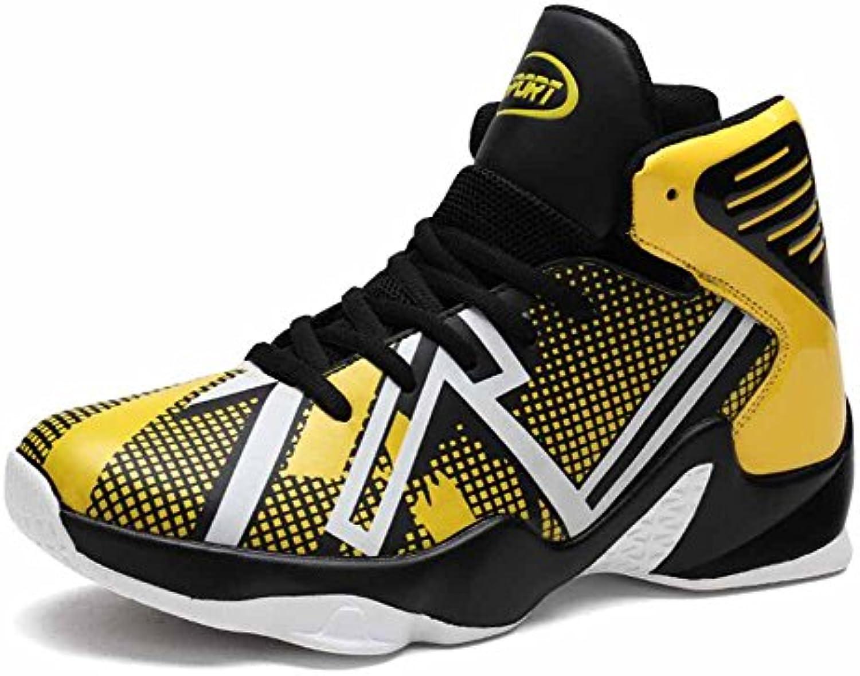 Uomini Scarpe Da Basket Basket Basket Leggere 2017 Autunno Inverno Novità scarpe da ginnastica Traspiranti Ammortizzazione Giovanile Scarpe... | Forte calore e resistenza all'abrasione  9bab6a