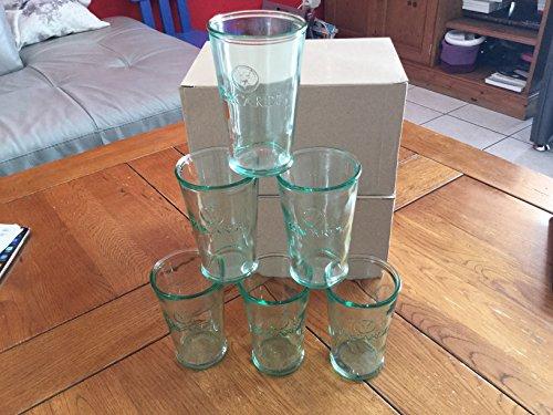 lot-de-6-verre-a-mojito-bacardi-rhum-neuf