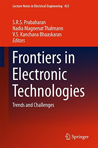 Frontiers in Electronic Technologies: Trends and Challenges (Lecture Notes in Electrical Engineering)