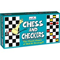 Creative Educational Creative Games Chess and Checkers