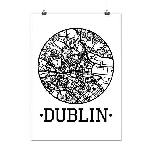 ireland-city-dublin-town-map-matte-glossy-poster-a2-60cm-x-42cm-wellcoda