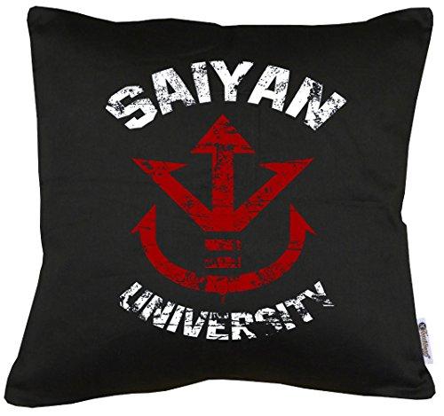 TLM Saiyan Symbol Kissen mit Füllung 40x40cm (Tri-symbole)
