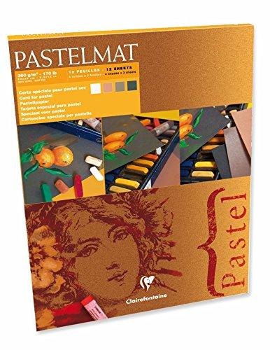 Bloc Pastelmat 360g 24×30 Nouvelles Teintes - 2