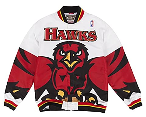 Atlanta Hawks Mitchell & Ness NBA Authentic 95-96 Warmup Premium
