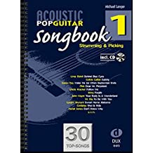 Acoustic Pop Guitar Songbook 1 incl. CD