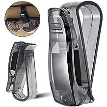 HQWLCIYD Estuche de lápices Estuche de lentes Estuche de lentes multifunción Accesorios para el automóvil Atuo