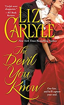 The Devil You Know (Rutledge Family series Book 3) by [Carlyle, Liz]