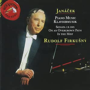 Janacek:Sonata No.1