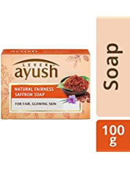 Ayush Natural Fairness Saffron Soap, 100g