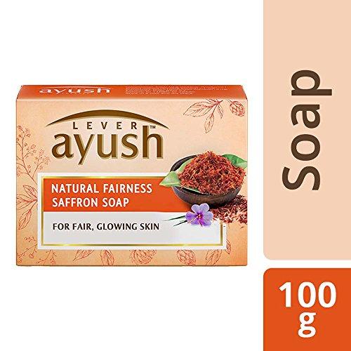 Ayush Natural Fairness Saffron Soap, 1...