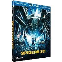 Spiders [Blu-ray 3D] [Combo Blu-ray 3D + DVD] [Edizione: Francia];Metropolitan Edition Haute Définition