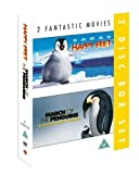 Happy Feet/March Of The Penguins (2-Disc Set) [DVD] [2007]