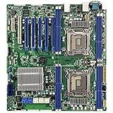 ASRock EP2C602 Intel C602 Socket R (LGA 2011) Server-/Workstation-Motherboard, 90-SXG0G0-A0UAYZ