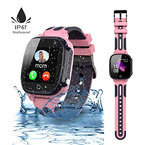 Jslai Niños Smartwatch Impermeable