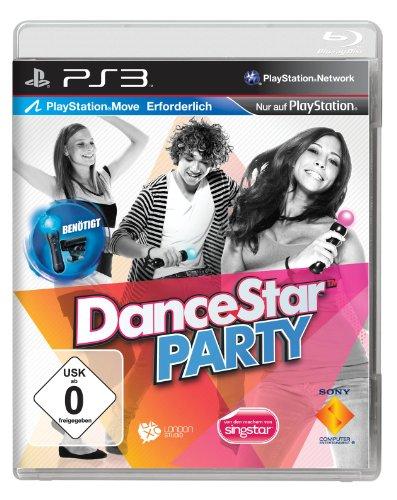 DanceStar Party (Move erforderlich) (2015 Ps3 Dance Just)