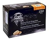 Bradley Smoker Pack de 120 pastillas para enriquecer alimentos ahumados (mezquite)
