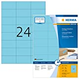 HERMA 4408 Farbige Etiketten DIN A4