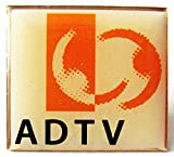 ADTV - Pin 25 x 23 mm