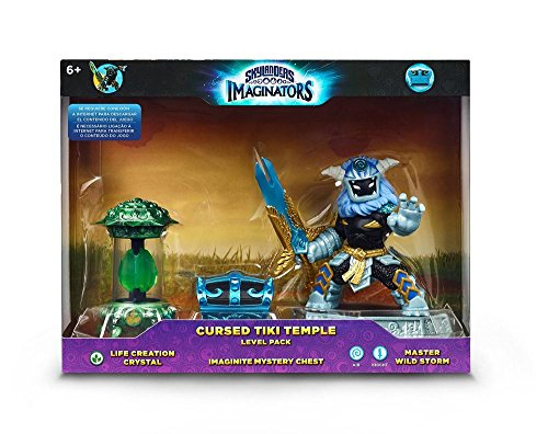 Skylanders Imaginators - Adventure Pack  (Wild Storm, Life 1H, Treasure Chest)
