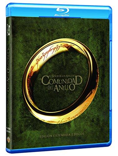 El Señor De Los Anillos: La Comunidad Del Anillo Blu-Ray (Edición Extendida)...