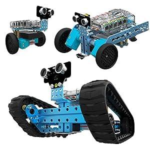 51DuoC0CwML. SS300  - Makeblock- mBot Ranger Robot, Color Azul, 20 (90092)
