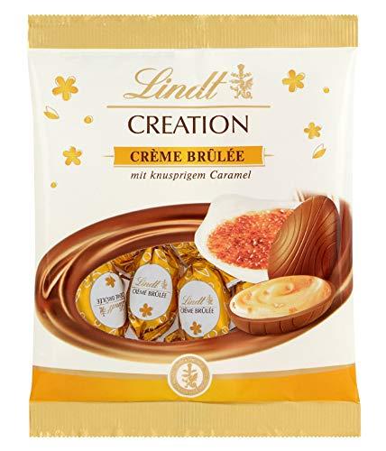 Lindt - Creation Crème Brûlée Schokoladen-Eier - 90g