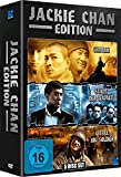 Jackie Chan Edition (Little Big Soldier / Shaolin / Stadt der Gewalt) [5 DVDs] [Collector's Edition]