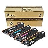 V4INK 4 Pack Toner kompatibel zu Brother Laserjet Pro HL 4150CDN 4140CN 4570CDW 4570CDWT MFC 9460CDN 9465CDN DCP 9055CDN HL L8250CDN MFC L8650CDW 8850CDW Brother TN325 TN326 TN345 TN375 TN395 Serien