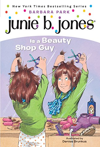 Junie B. Jones Is a Beauty Shop Guy (A Stepping Stone Book, Band 11)