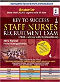 #1: Key to Success Staff Nurses Recruitment Exam