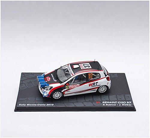 Preisvergleich Produktbild Rally Cars IXO 1:43 1/43 Renault Clio C3 Kubica/Gerber 2010 eRAL033