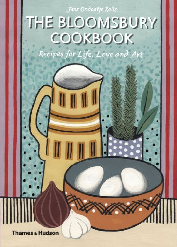 The bloomsbury cookbook : recipes for life, love and art : Edition en anglais par Jans Ondaatje Rolls