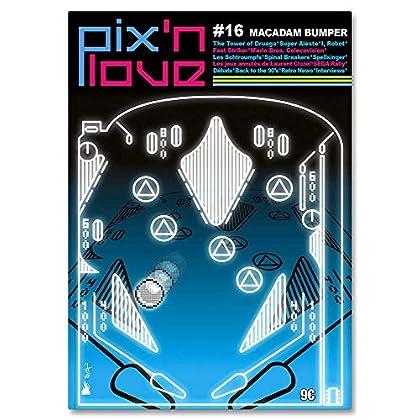 Pix'n love n° 16 - Macadam Bumper