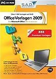 Office Vorlagen 2009 (DVD-Verpackung)