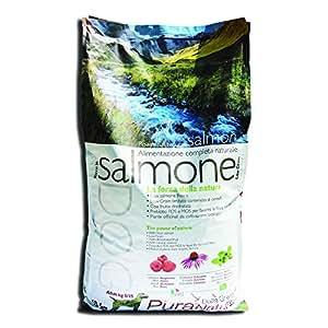 PURA NATURA L.Grain Salmone Monoproteici Cane Secco