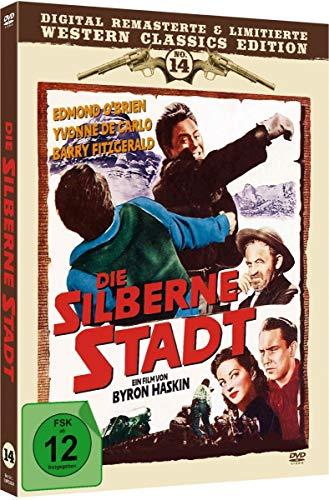 Die silberne Stadt - Mediabook Vol. 14 (Limited-Edition inkl. Booklet)