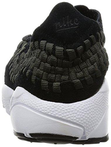 Nike Woven Air Herren Sneaker Footscape Schwarz NM qaqFr