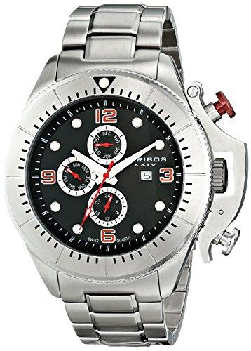 Akribos AK724SSB - Reloj para hombres