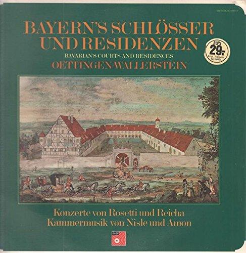 Bayerns Schlösser u. Residenzen: Oettingen-Wallenstein [2xVinyl]