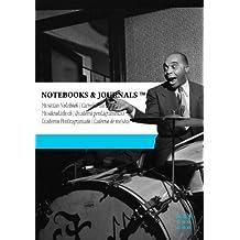 Carnet de Musique Notebooks & Journals, Moore (Jazz Notes Collection) Extra Large: Couverture souple (17.78 x 25.4 cm)(Carnet à musique, Cahier de musique)