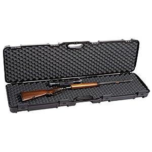 Valise en ABS pour fusils avec des optiques avec 4 fermetures crochet
