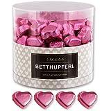 150 rosa Schokoladen Herzen Salzburg
