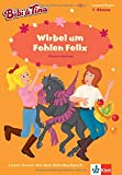 Bibi & Tina - Wirbel um Fohlen Felix: Lesen lernen - 1. Klasse ab 6 Jahren (A5 Lese-Heft) (Lesen lernen mit Bibi und Tina)