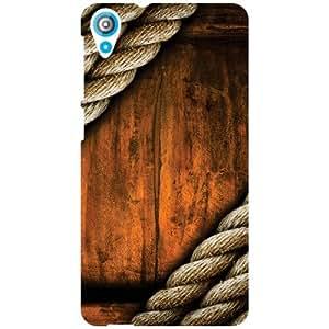 HTC Desire 820Q Back Cover - Nice Designer Cases