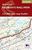 Hadrian's Wall Path Map Booklet: 1:25,000 OS Route Mapping