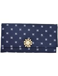 Arisha Kreation Co Envelope Clutch (Blue)