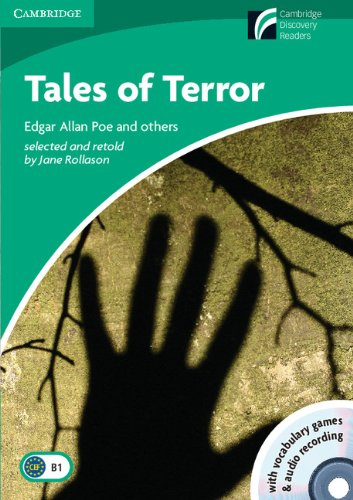 Tales of terror. Con CD Audio. Con CD-ROM