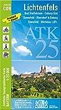 ATK25-C09 Lichtenfels (Amtliche Topographische Karte 1:25000): Bad Staffelstein; Coburg Süd; Sonnefeld; Ebersdorf b.Coburg; Ebensfeld, Michelau i.OFr. ... Amtliche Topographische Karte 1:25000 Bayern)