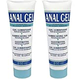 Lot de2 Lubrix Anal gel 50 ml